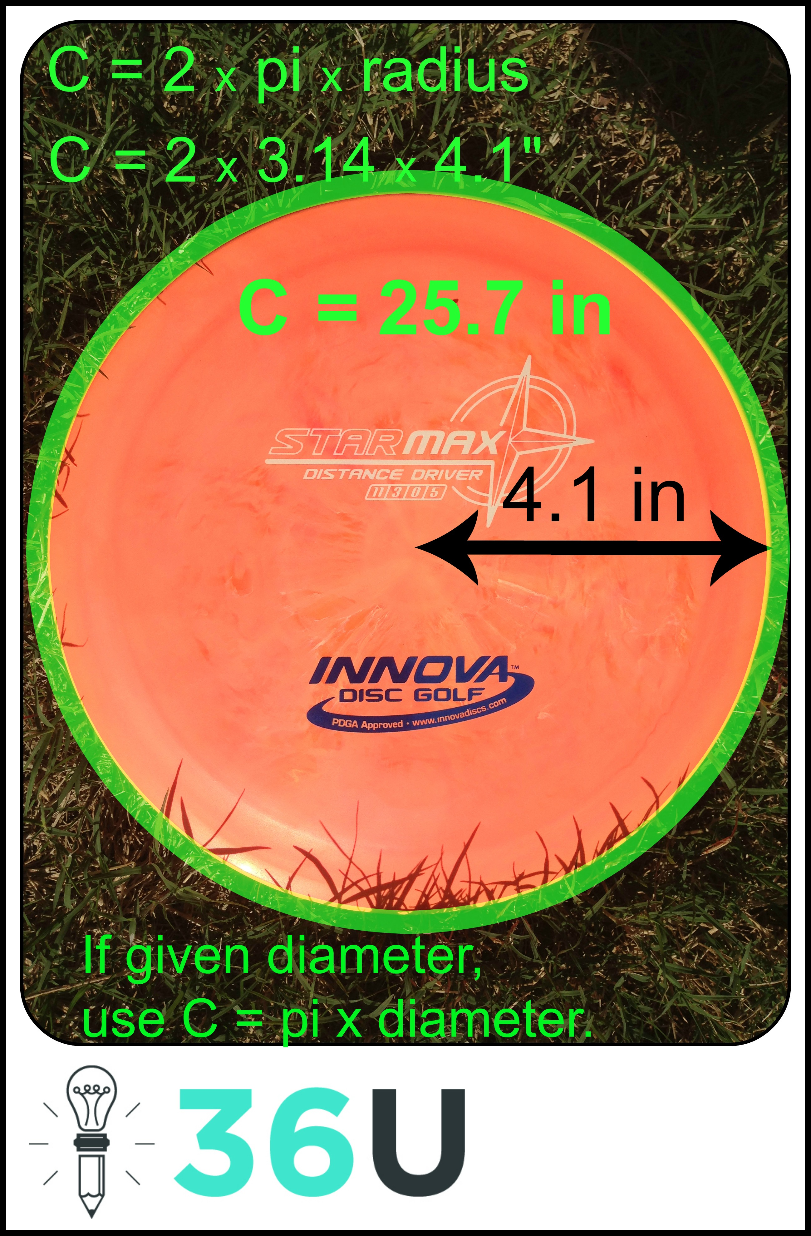 disc circumference v2 (M)