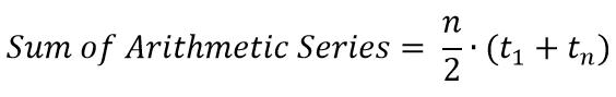 act-prep-math-sum-of-arithmetic-series-formula